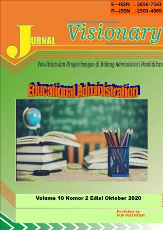 Jurnal Visionary: Penelitian dan Pengembangan di Bidang Administrasi Pendidikan